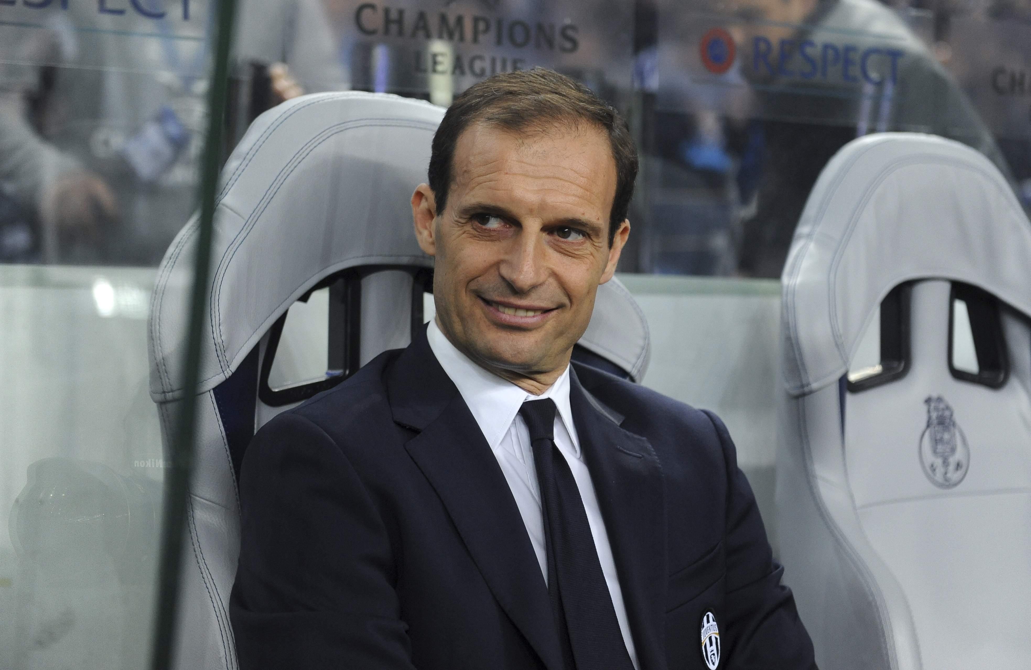 Những HLV tại Juventus: Ông hoàng chiến thắng Allegri