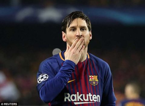 Không chỉ là thiên tài, Messi còn là tấm gương về sự vượt khó