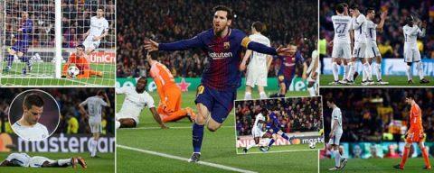 """100 bàn thắng tại Champions League của Messi: Ronaldo không còn """"độc bước"""""""