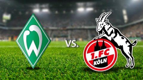Nhận định Werder Bremen vs Cologne, 2h30 ngày 13/03: Đừng thua
