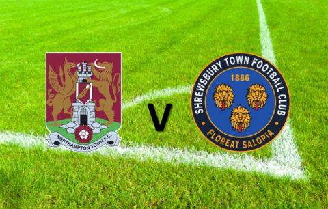 Nhận định Northampton vs Shrewsbury, 02h45 ngày 21/3: Leo lên ngôi đầu