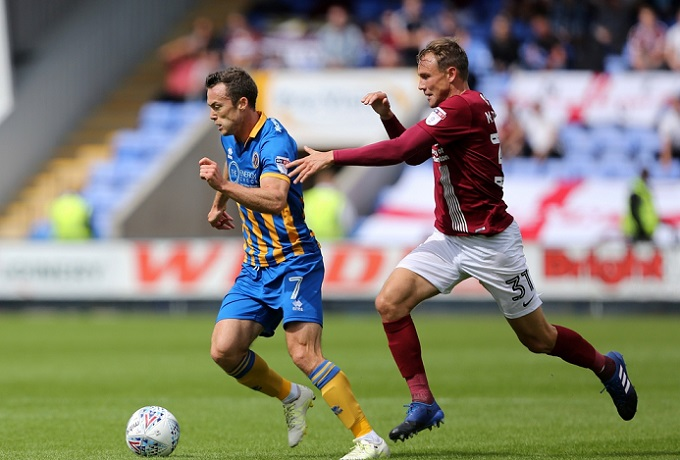 Northampton-vs-Shrewsbury