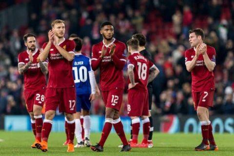 Cầm hòa Porto, The Kop giành vé vào tứ kết