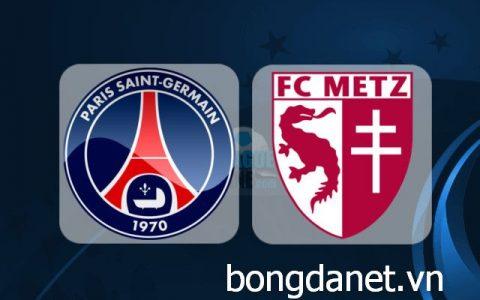Nhận định PSG vs Metz, 23h00 ngày 10/03: Tìm nơi trút giận