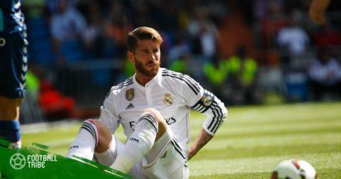 """Ramos… """"tiện"""" ra quần và những tai nạn khó đỡ trên sân cỏ"""