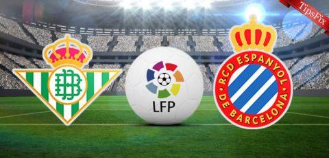 Nhận định Betis vs Espanyol, 02h45 ngày 18/03: Như một thói quen