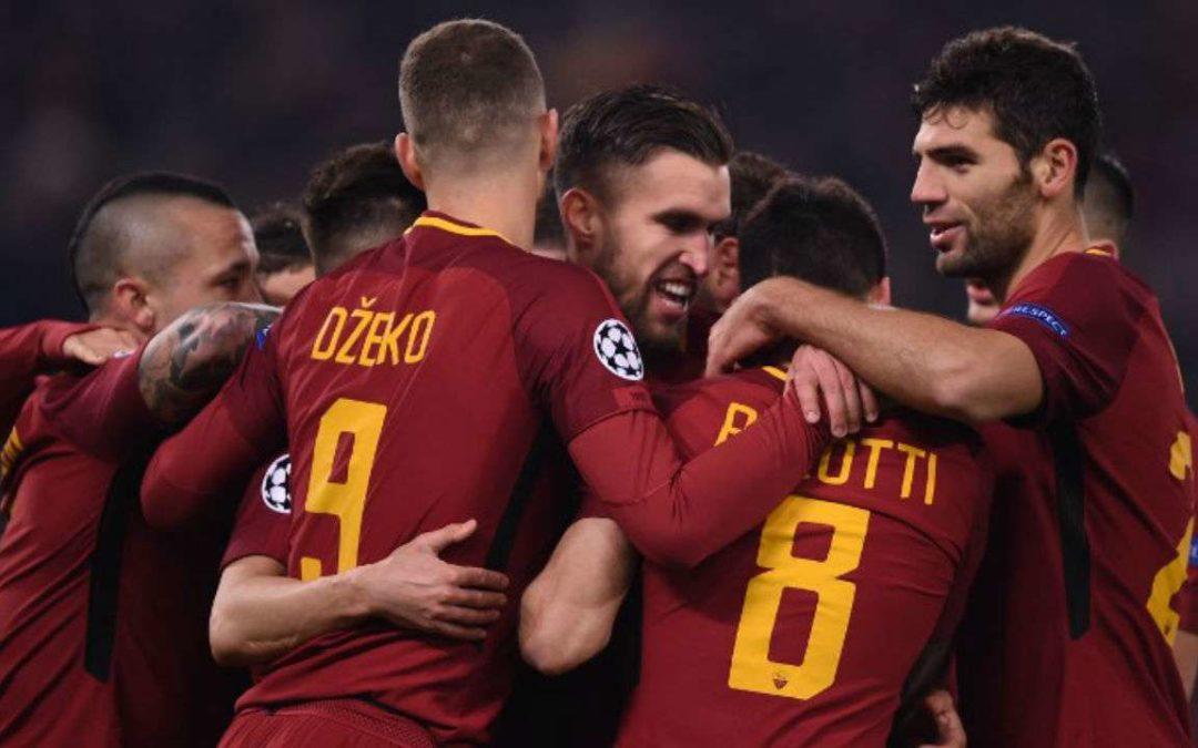 Dzeko kết liễu Shakhtar Donetsk, Roma tạo nên lịch sử tại Champions League