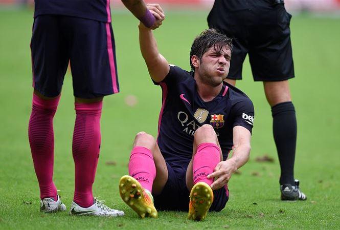 Barcelona thiệt quân trước trận cầu sinh tử với Chelsea