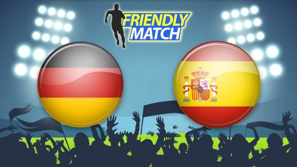 Nhận định Đức vs Tây Ban Nha 02h45, 24/03: Bò tót đại chiến Xe tăng