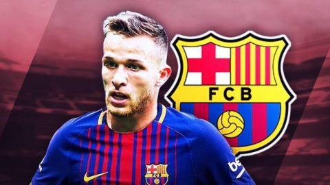 Tìm hiểu về Arthur Melo, bản hợp đồng mới nhất của Barcelona