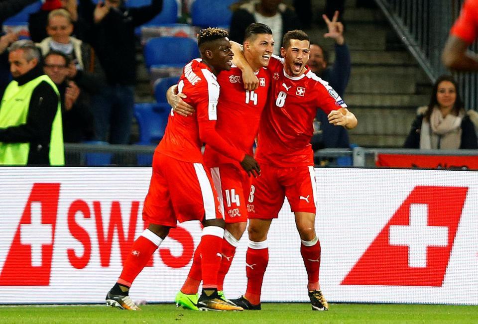 Thụy Sĩ vs Panama