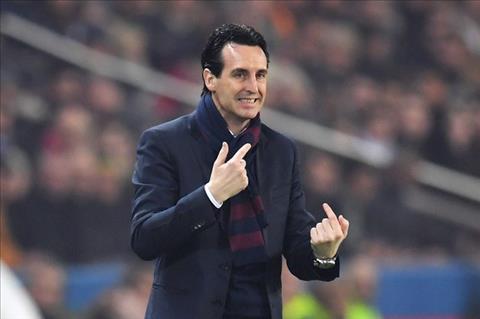 PSG bác bỏ kế hoạch sa thải HLV Emery