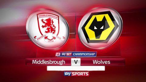 Nhận định Middlesbrough vs Wolves, 23h30 ngày 30/03: Tự tin dâng cao
