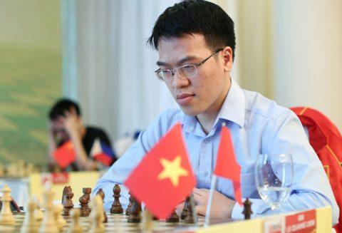 """Vang dội: Quang Liêm hạ """"quái kiệt"""" Nga, SAO VN hòa cao thủ Trung Quốc"""