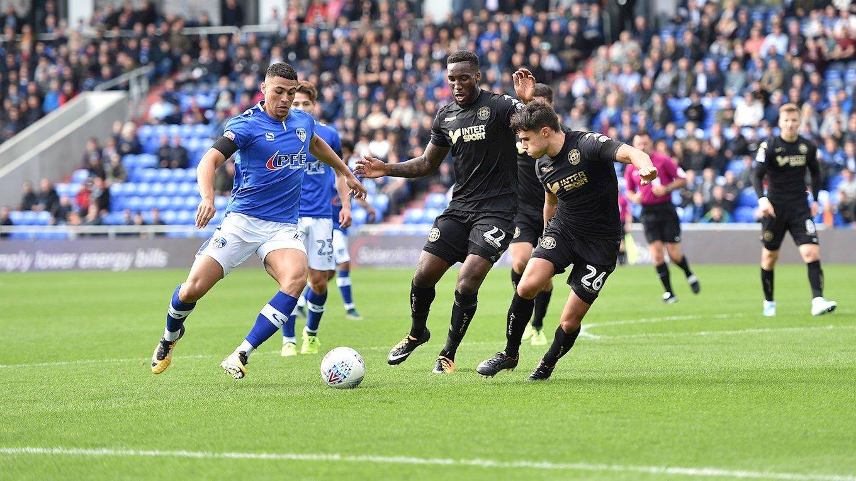 Wigan vs Oldham