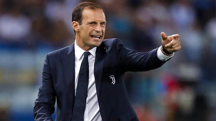 """HLV Allegri chỉ ra đối thủ mà Juventus """"ngán"""" nhất ở tứ kết C1"""