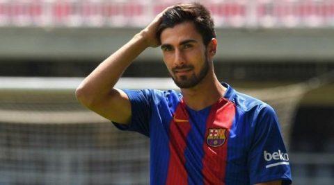 Andre Gomes: Chơi bóng tại Barcelona không khác gì địa ngục