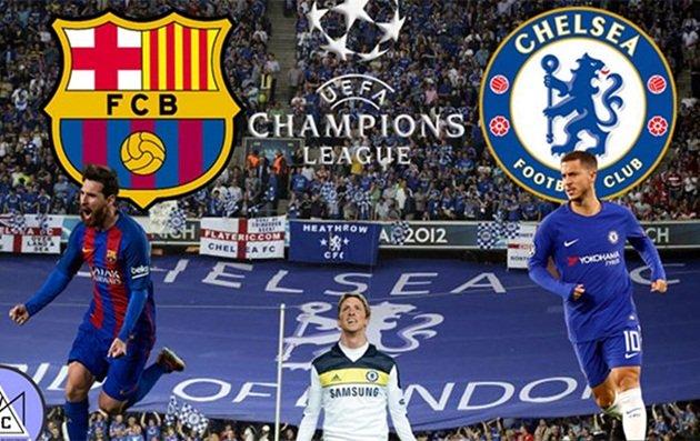 Barca đấu Chelsea: Cuộc gặp gỡ của những kẻ giữ hồn bóng đá đương đại