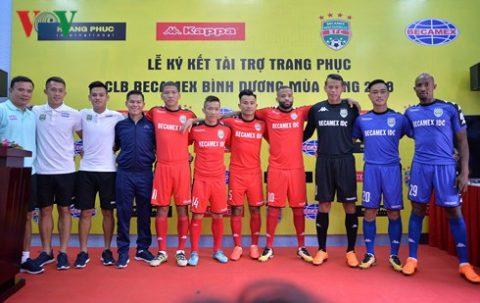 Mục tiêu ưu tiên của Becamex Bình Dương tại V-League 2018 là… trụ hạng sớm