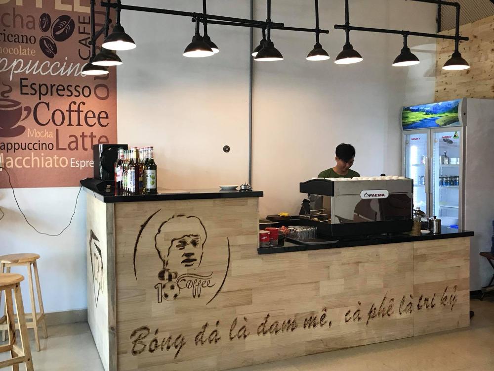 quán cà phê của CP