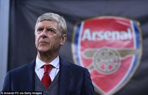 Arsenal rối ren phần lớn vì tương lai bất định của Wenger