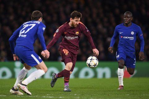 Chelsea và những điều cần làm để vượt qua được El Pulga và Barca