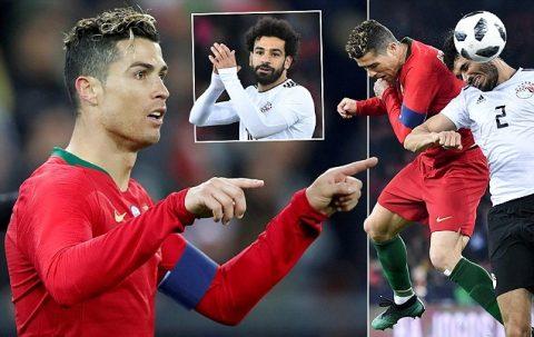 Anh hạ Hà Lan, Ý thua Argentina, Ronaldo tỏa sáng