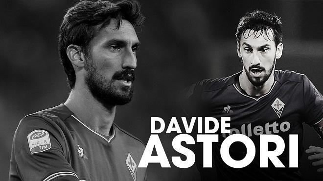 NHM Italia tỏ lòng tri ân với thủ quân xấu số Davide Astori
