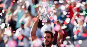 Hạ gục Federer, Del Potro lần đầu vô địch Indian Wells