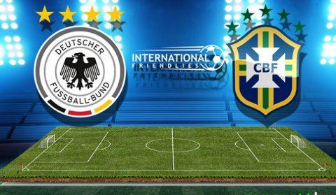Nhận định Đức vs Brazil 01h45, 28/03: Trả nợ sau 4 năm