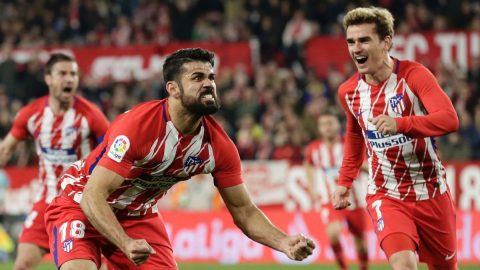 Atletico Madrid đại chiến Barcelona: Cả La Liga nín thở