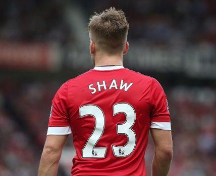 Dấu chấm hết cho Luke Shaw tại sân Old Trafford?