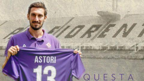 Astori đột tử: Fiorentina treo áo số 13, vụ việc có dấu hiệu hình sự