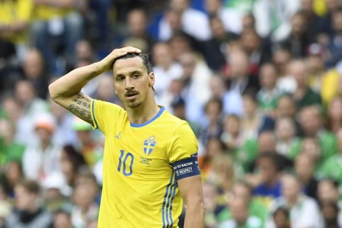 Ibra muốn giành suất dự World Cup 2018?