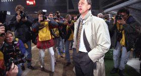 """V-League: Nơi """" triết lý Johan Cruyff """" tỏa sáng rực rỡ"""