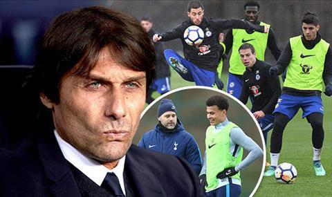 """Conte coi trận gặp Tottenham là """"trận đấu của mùa giải"""""""