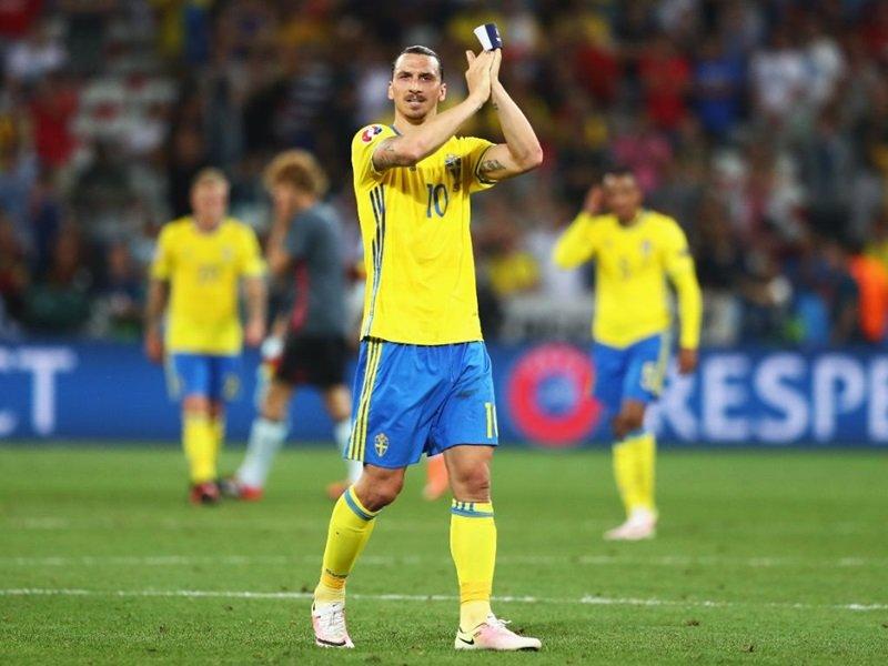 Ibrahimovic: 'Vui thì tôi sẽ lên tuyển đá World Cup'