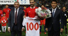 """World Cup 2018: Ivanovic bị tước băng thủ quân của Serbia, Kolarov """"lên hương"""""""