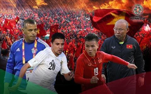 Kênh nào phát sóng trực tiếp trận Jordan vs Việt Nam?
