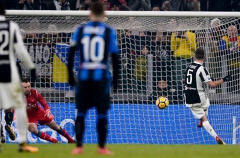 Thắng tối thiểu, Juventus lần thứ 4 liên tiếp vào CK Coppa Italia