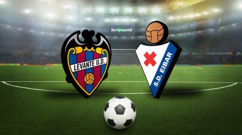 Nhận định Levante vs Eibar, 03h00 ngày 17/3: 3 điểm cho cuộc chiến trụ hạng