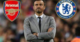 """Chê Chelsea, HLV Enrique """"tỏ tình"""" với Arsenal"""