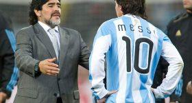 """Maradona: """"Messi không cần giành World Cup để trở nên vĩ đại"""""""