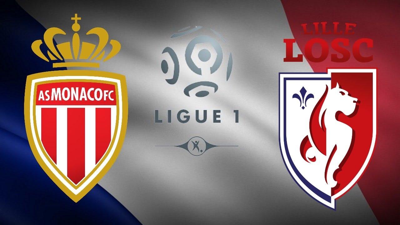 """Résultat de recherche d'images pour """"Monaco vs Lille"""""""
