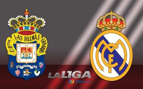 Nhận định Las Palmas vs Real Madrid 23h30, 31/03: Giữ chân cho C1