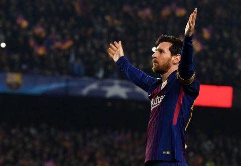 Barca 3-0 Chelsea: Phù thủy Messi nhấn chìm hi vọng của The Blues