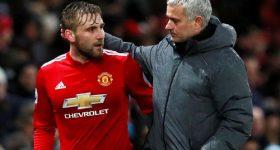 """NÓNG: Cầu thủ M.U tố HLV Mourinho """"đì"""" Luke Shaw"""