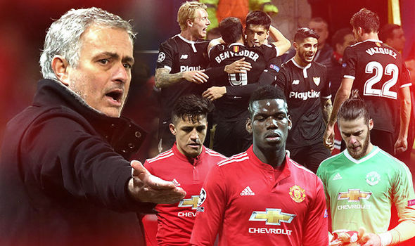 """M.U """"lấm lưng trắng bụng"""" và cái tát cho vương triều Mourinho chuẩn bị sụp đổ"""
