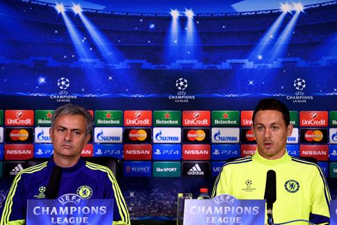 Matic vs Mourinho