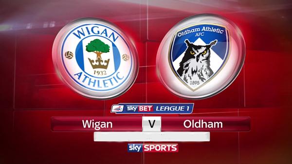 """Nhận định Wigan vs Oldham, 19h00 ngày 30/3: Gặp kẻ """"cùng đường"""""""